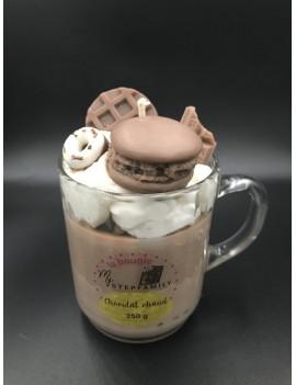 Bougie parfumée Chocolat chaud